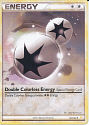 Double Colorless Energy (Special Energy Card) - (HeartGold & SoulSilver)