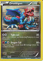 Druddigon - (Dragon Vault)