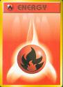 Fire Energy - (Base Set)