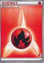 Kihon Honoo Enerugii (Basic Fire Energy) - (National Beginning Set)