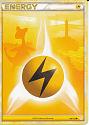 Lightning Energy - (HeartGold & SoulSilver)