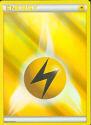Lightning Energy (Reverse Holo) - (Legendary Treasures)