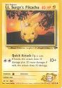 Lt. Surge's Pikachu - (Gym Challenge)