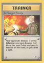 Lt. Surge's Treaty - (Gym Heroes)