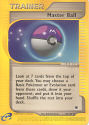 Master Ball - (Expedition)