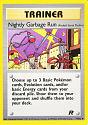 Nightly Garbage Run (Rocket's Secret Machine) - (Team Rocket)