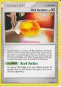 Old Amber - (Platinum - Arceus)