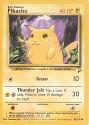 Pikachu - (Base Set 2)