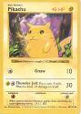 Pikachu - (Base Set)