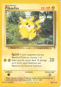 Pikachu - (Legendary Collection)