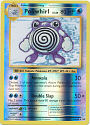 Poliwhirl (Reverse Holo) - (Evolutions)