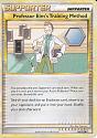 Professor Elm's Training Method - (HeartGold & SoulSilver)