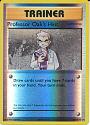 Professor Oak's Hint (Reverse Holo) - (Evolutions)