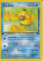 Psyduck - (Fossil)