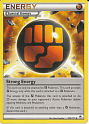 Strong Energy (Special Energy Card) - (Furious Fists)