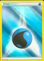 Water Energy (Reverse Holo) - (Legendary Treasures)