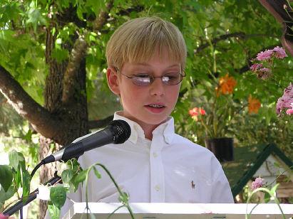 Speech by Nick