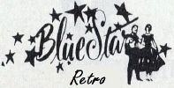Blue Star Retro