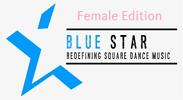 Female Edition Blue Star