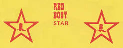 Red Boot Star