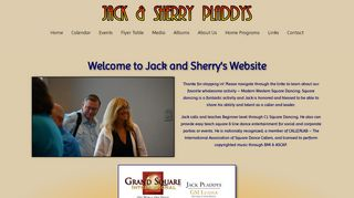 "Web site for ""Jack Pladdys"""