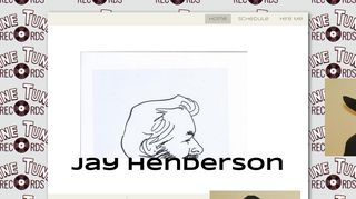"Web site for ""Jay Henderson"""
