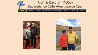 "Web site for ""Richard L. ""Rich"" and Carolyn McCoy"""