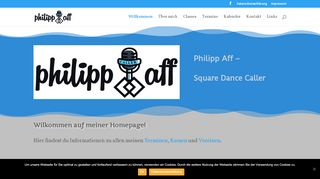 "Web site for ""Philipp Aff"""