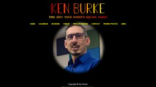 "Web site for ""Ken Burke"""