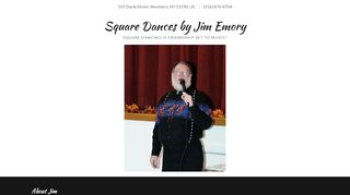 "Web site for ""Deanne and Jim Emory"""