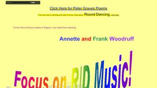 "Web site for ""Annette Woodruff"""