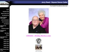 "Web site for ""Jerry Reed"""
