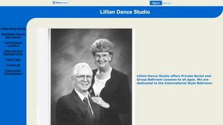 "Web site for ""Paul and Dot Hutchison"""