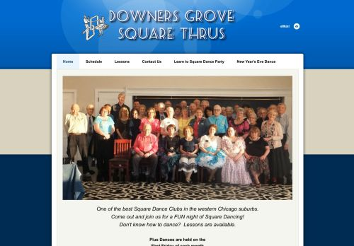"Web site for ""Downers Grove Square Thrus"""