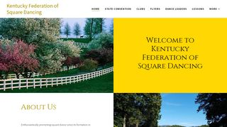 "Web site for ""Lake Cumberland Squares"""