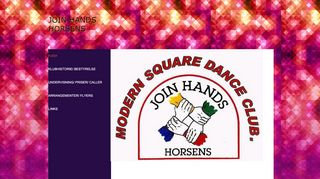 "Web site for ""Join Hands"""