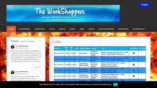 "Web site for ""The WorkShoppers"""