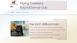 "Web site for ""Flying Toasters RDC"""