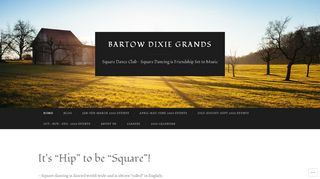 "Web site for ""Bartow Dixie Grands"""