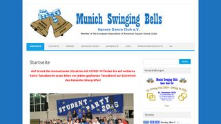"Web site for ""Munich Swinging Bells"""