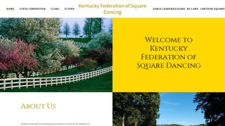 "Web site for ""Southside Squares"""