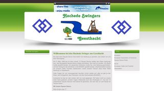 "Web site for ""Hachede Swingers Geesthacht"""
